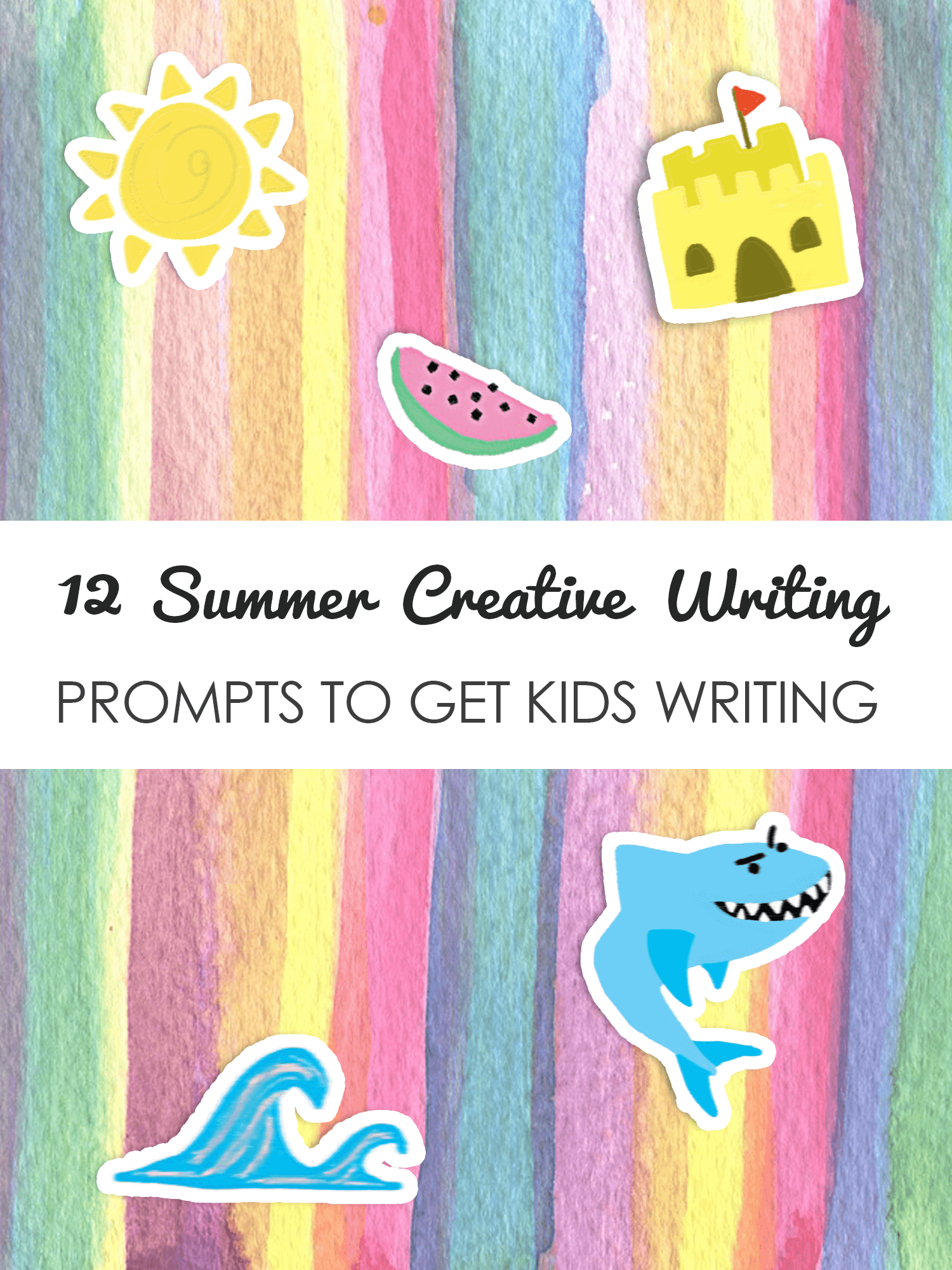 summer Creative Writing Prompts To Get Kids Writing