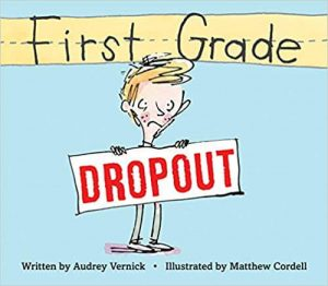 Hilarious Back to School Picture Books_First Grade Dropout
