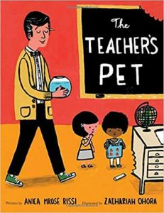 Hilarious Back to School Picture Books_The Teachers Pet