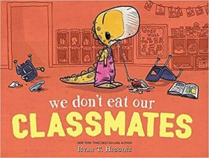Hilarious Back to School Picture Books_We Don't Eat Our Classmates