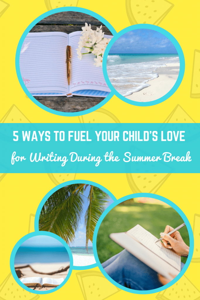 Writing During the Summer Break