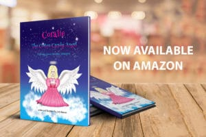 Coralie The Cotton Candy Angel book review
