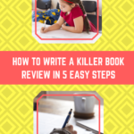 How to Write a Killer Book Review in 5 Easy Steps
