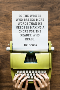 Quotes about Writing dr seuss