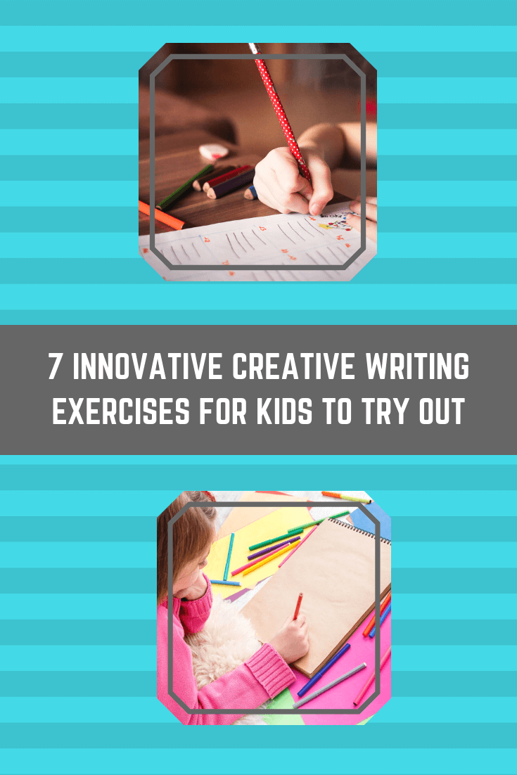 Innovative Creative Writing Exercises for kids
