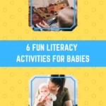 Fun Literacy Activities for Babies