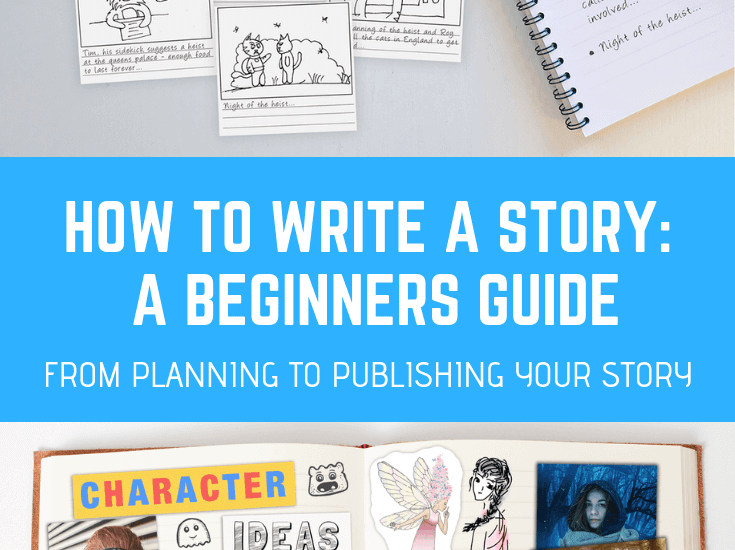 How to Write a Story for Children in 14 Steps