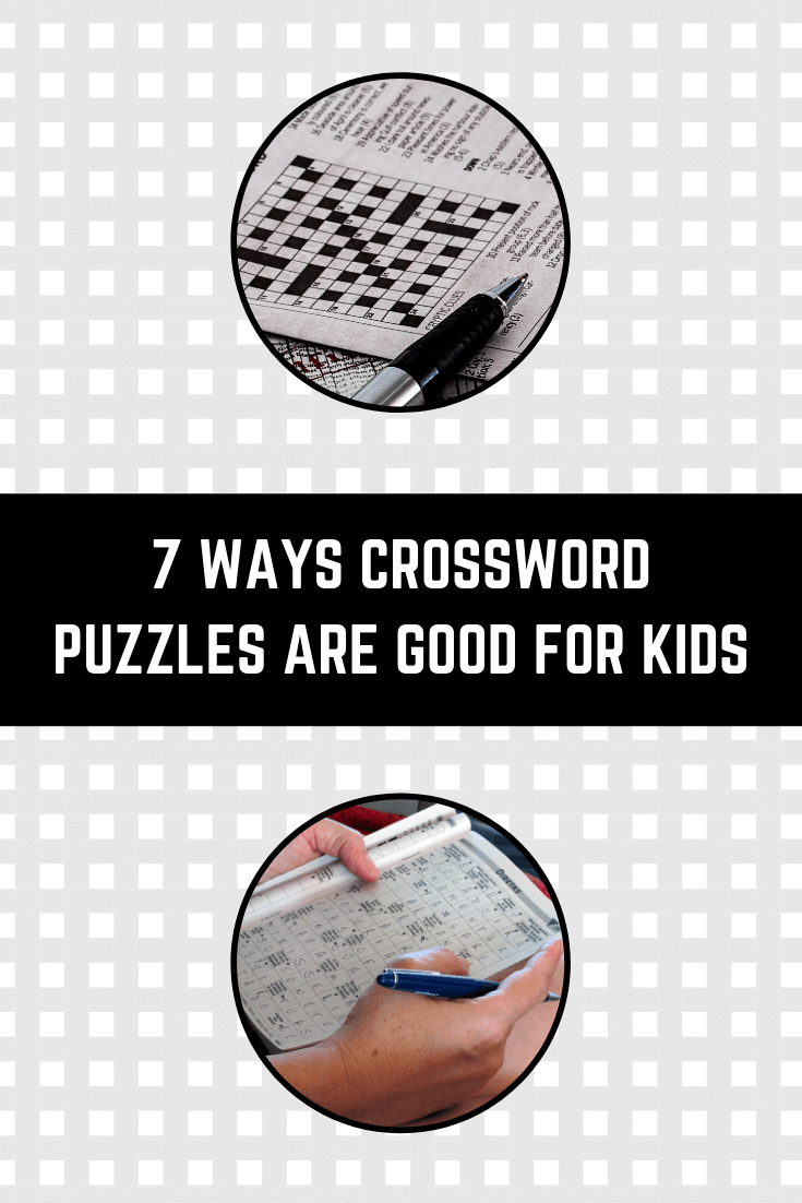 Ways Crossword Puzzles Are Good For Kids
