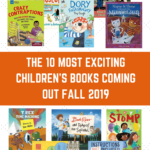 Childrens Books Coming Out Fall 2019