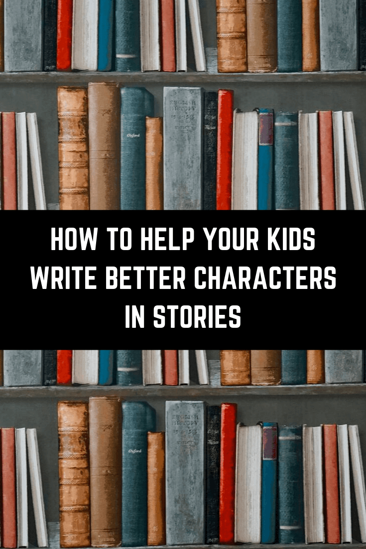 Write Better Characters in Stories