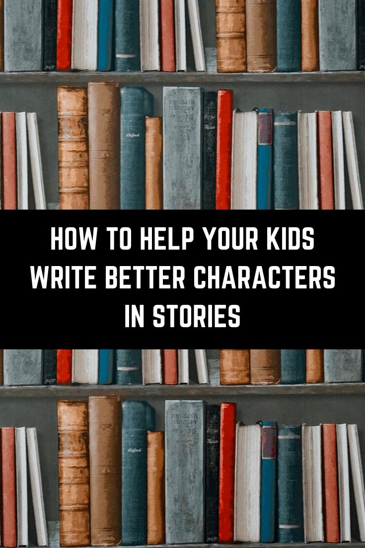 在故事中写出更好的人物