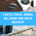 Travel Journal for Children