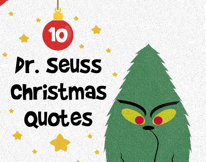 dr seuss christmas quotes