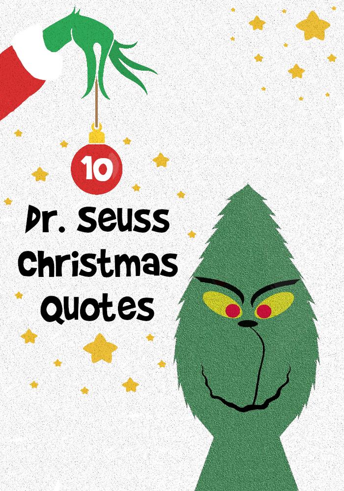 苏斯博士引用圣诞的话