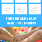 finish the story game