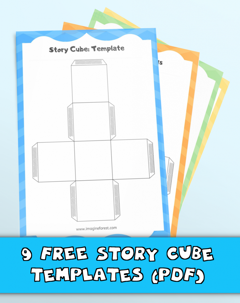 story cube templates free