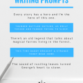 60 First Line Writing Prompts