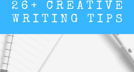 Creative writing tips
