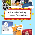 Video writing Prompts for kids
