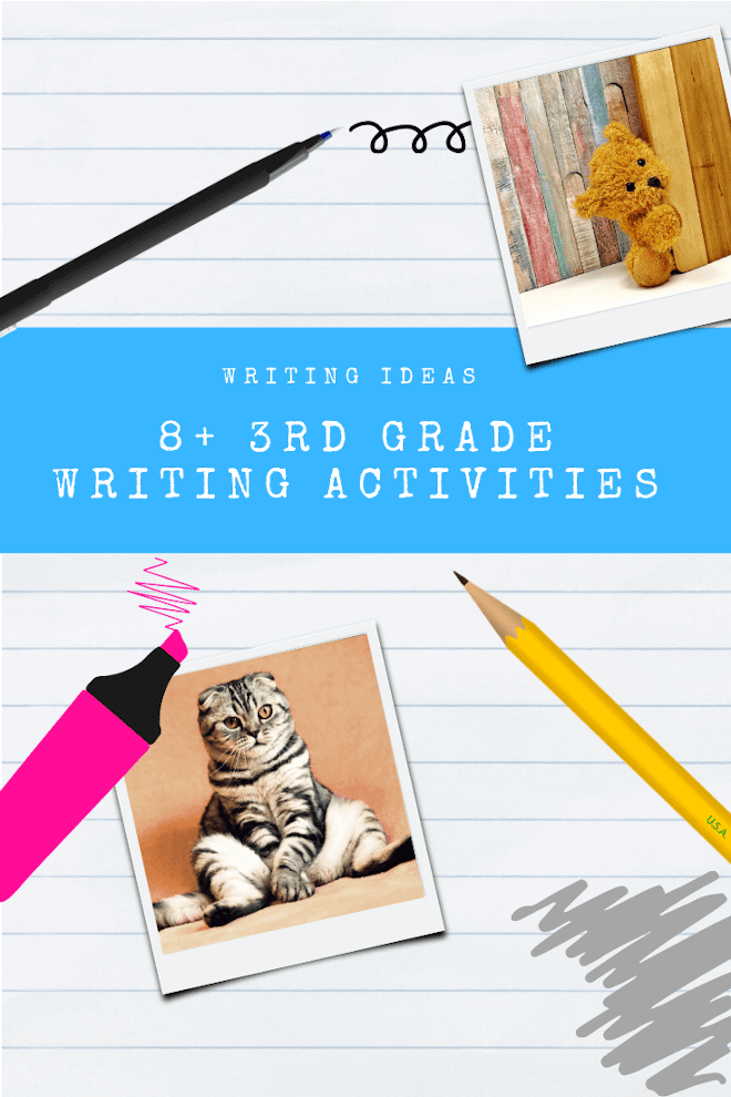 3rd Grade Writing Activities
