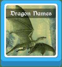 dragon names generator button