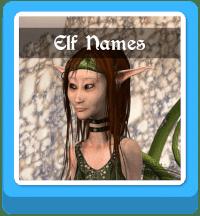 elf names generator button