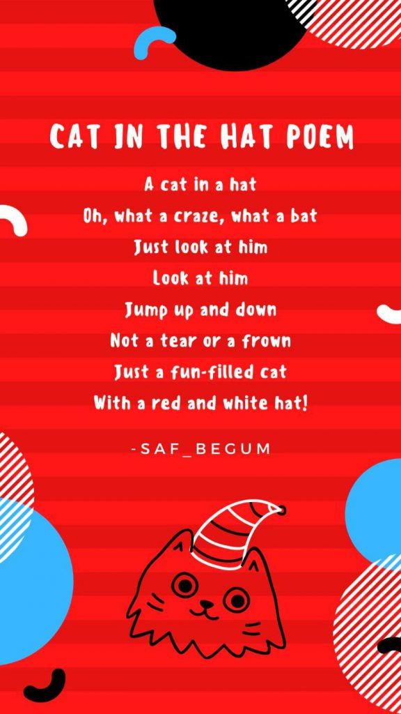 Cat in the Hat poems