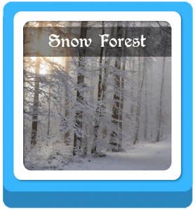 snow forest name ideas