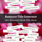 Romance Book Title Ideas