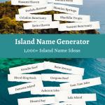 island name generator