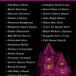 haunted house name generator